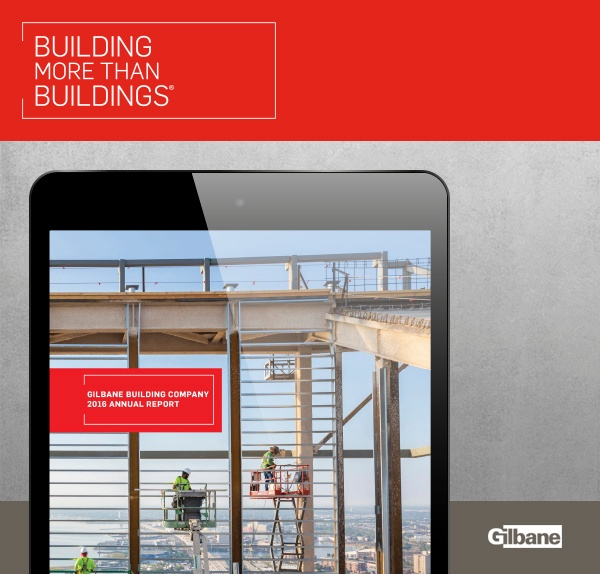 2106 Gilbane Building Company Annual Report